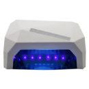 Nordik Beauty Professional Portable Gel Nail Dryer UV & LED Lamp - White